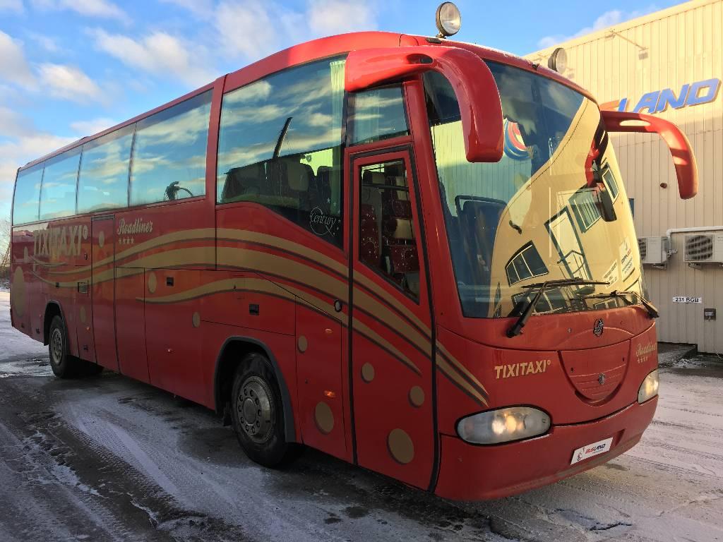 Scania Irizar Century II 12.37, Kaugsõidubussid, Transport