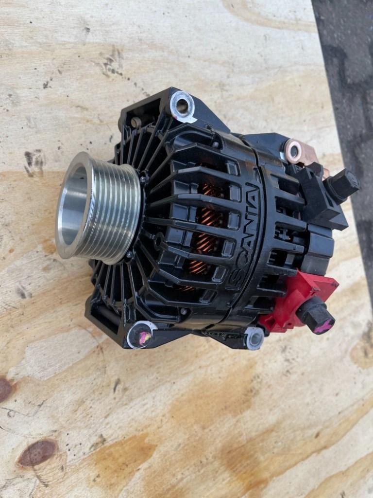 Scania DC07 GENERATOR 2711545, Motorer, Transport