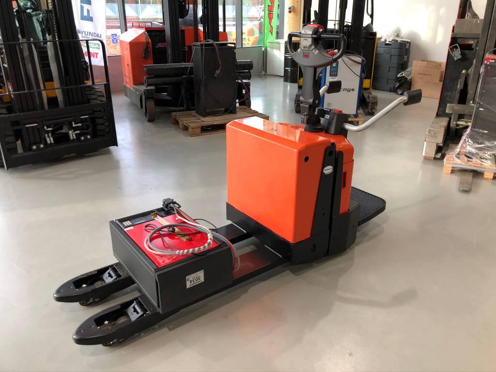 BT LPE200/8, Lavansiirtotrukit ajotasolla, Materiaalinkäsittely