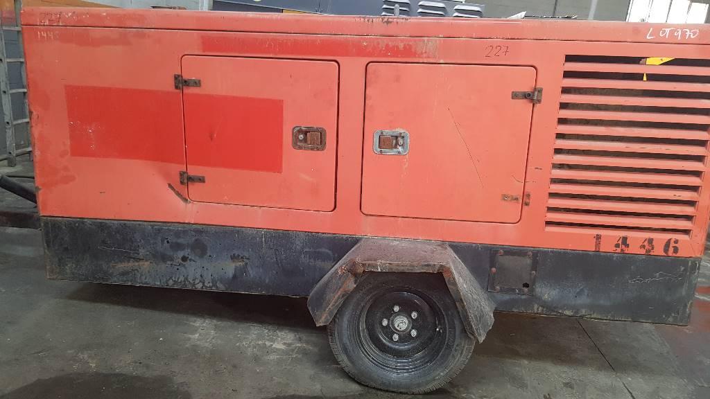Himoinsa HIW 60, Generadores diesel, Construcción