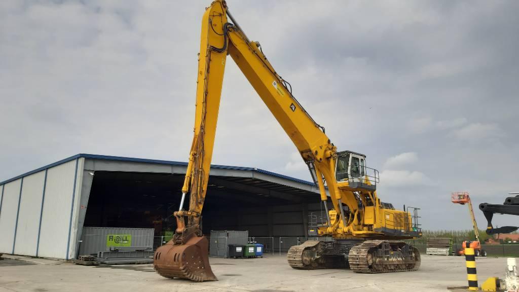 Liebherr R 984 C Litronic - 26m longreach +ME, Crawler excavators, Construction