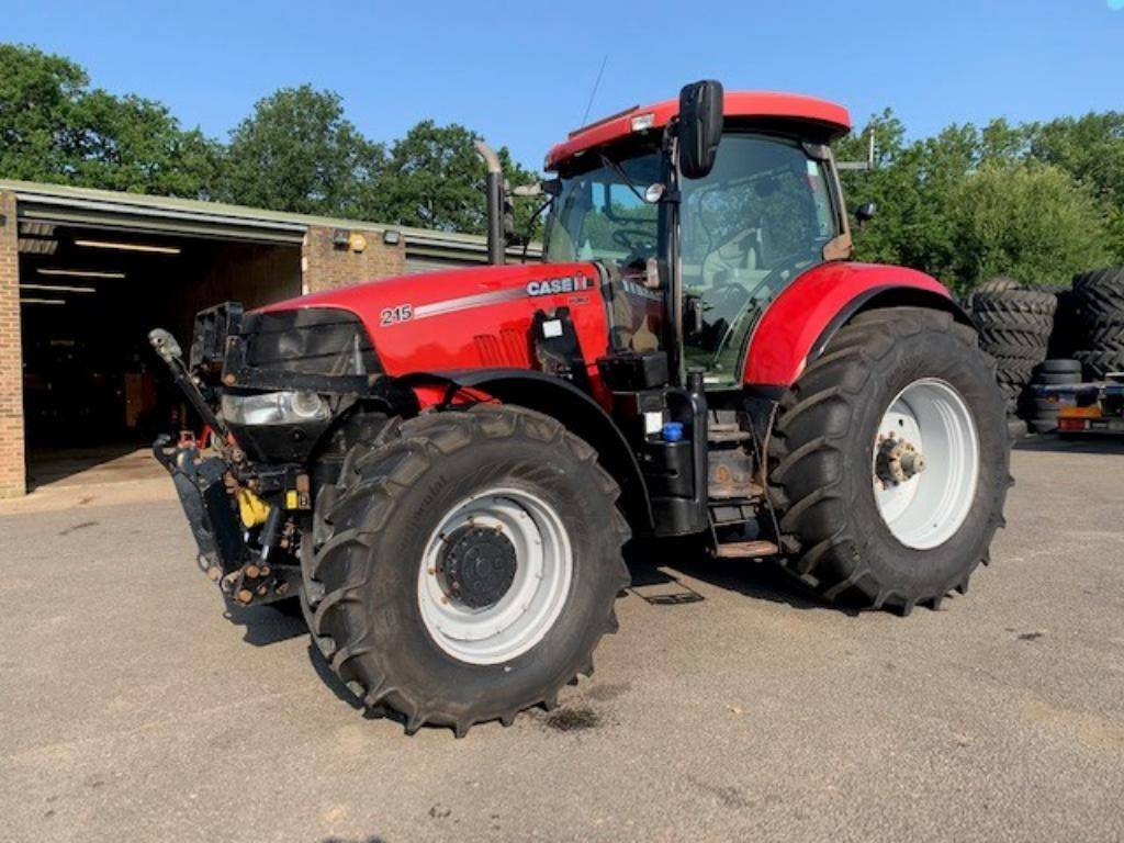 CASE Puma 215, Tractors, Agriculture