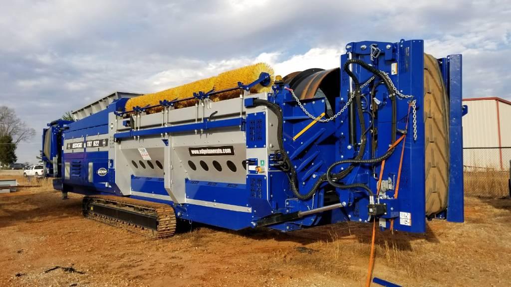 Edge TRT622, Screeners, Construction Equipment
