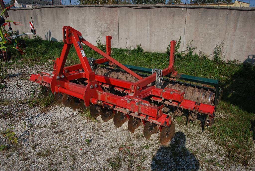 Vogel & Noot Terradisc 300, Power harrows and rototillers, Agriculture