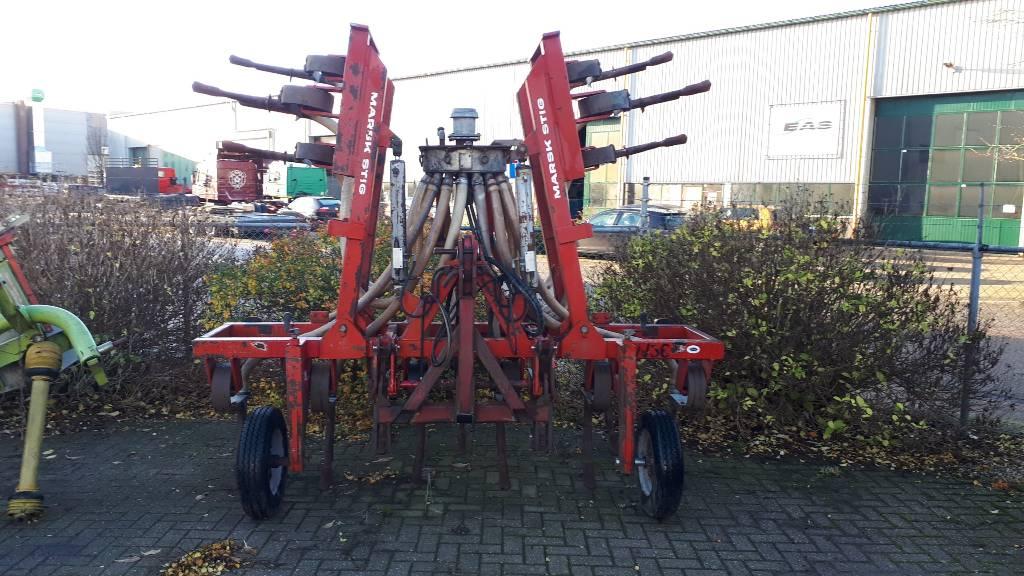[Other] Mark Stigd bouwlandbemester 5 meter, Andere bemestingsmachines, Landbouw