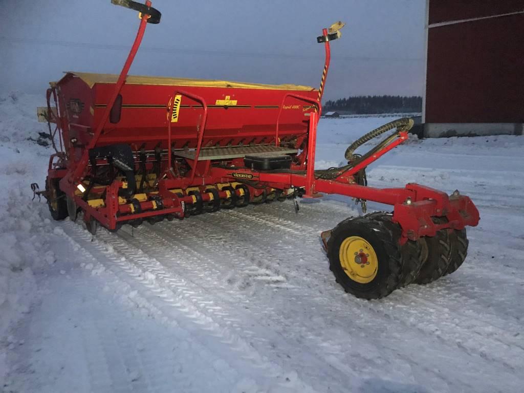 Väderstad RAPID 400 SUPER KYLV, Other agricultural machines, Agriculture