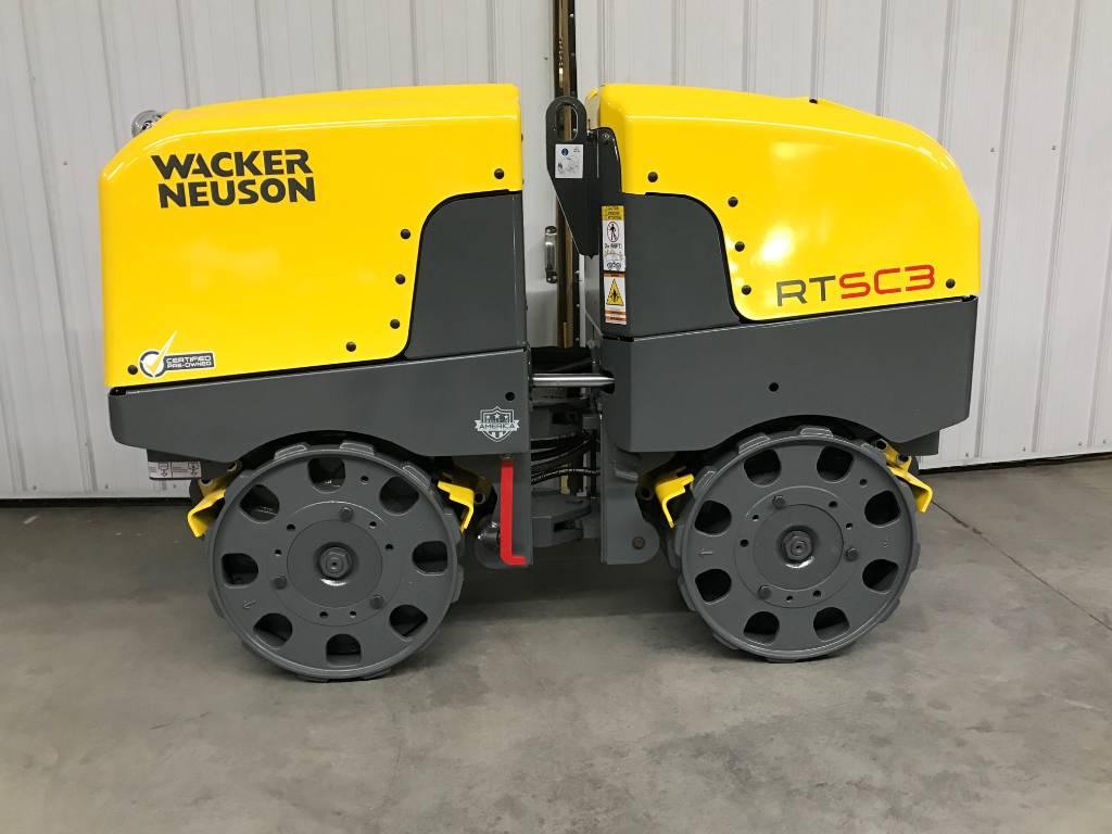 Wacker Neuson RTxSC2, Rollers, Products