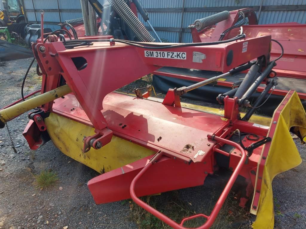 Fella SM 310 FZ-KC, Slåttermaskiner, Lantbruk