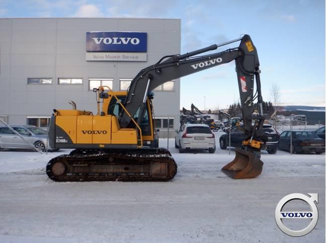 Volvo EC140BLC SOLGT, Crawler Excavators, Construction Equipment