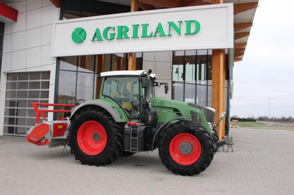 Fendt 939 SCR, Traktorid, Põllumajandus