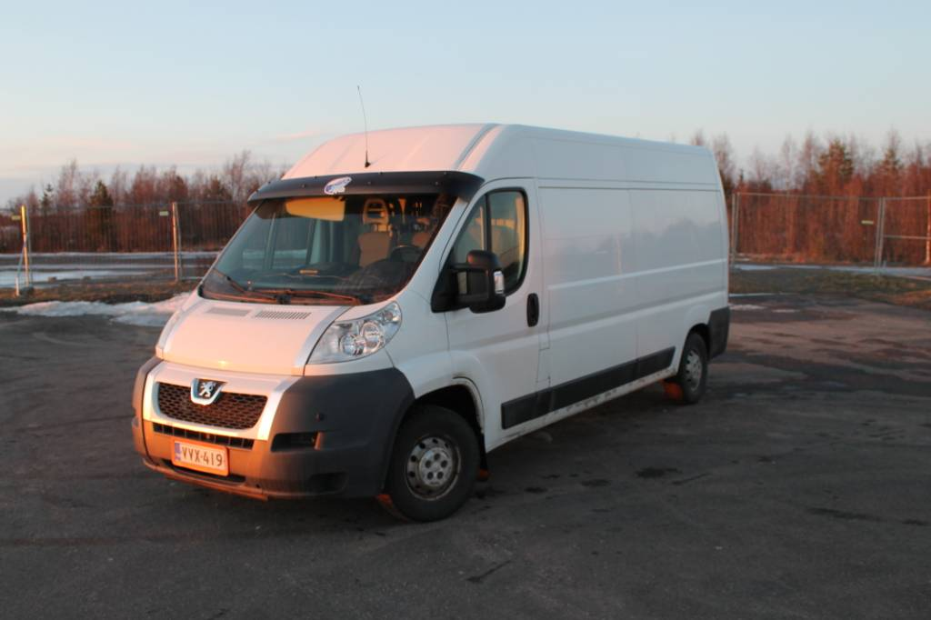 Peugeot BOXER 335 L3H2 HDi 120, Pakettiautot, Kuljetuskalusto