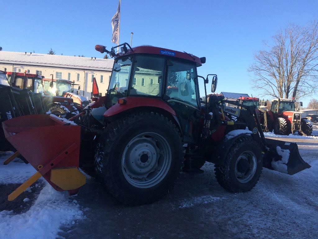 Case IH JX 80 Snötraktor, Traktorer, Lantbruk