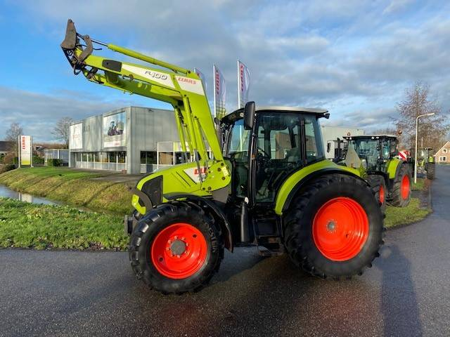 CLAAS Arion 430 CIS incl. voorlader, Tractors, Agriculture