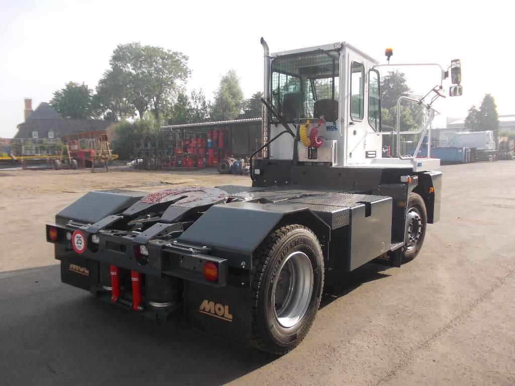 MOL YM225, Terminaltraktorer, Materialhantering