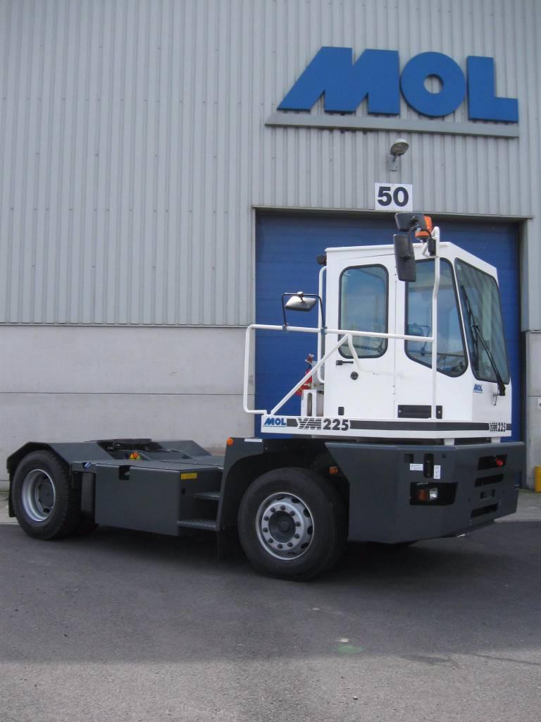 Terminaltraktor MOL YM225, Terminaltraktorer, Materialhantering