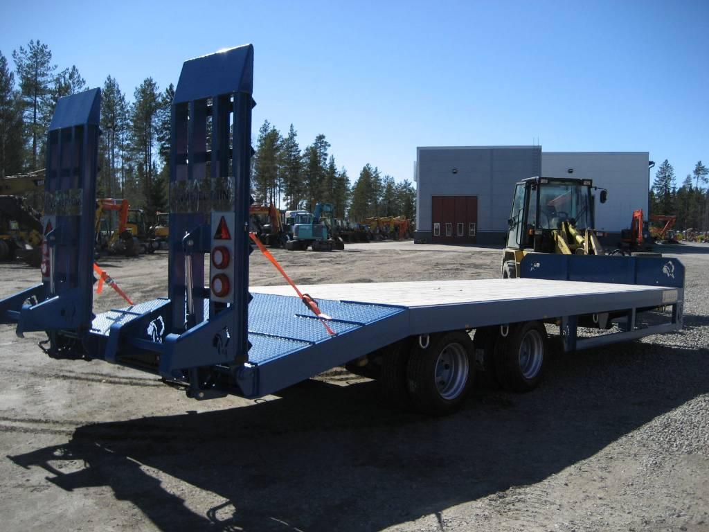 Chieftain 2-aks Traktorilavetti 16TN, Lavetit, Kuljetuskalusto