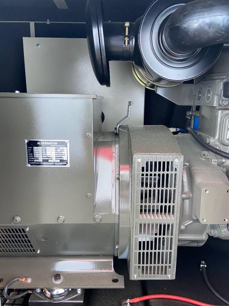Ricardo 6105AZLD - 125 kVA Generator - DPX-19709, Diesel generatoren, Bouw