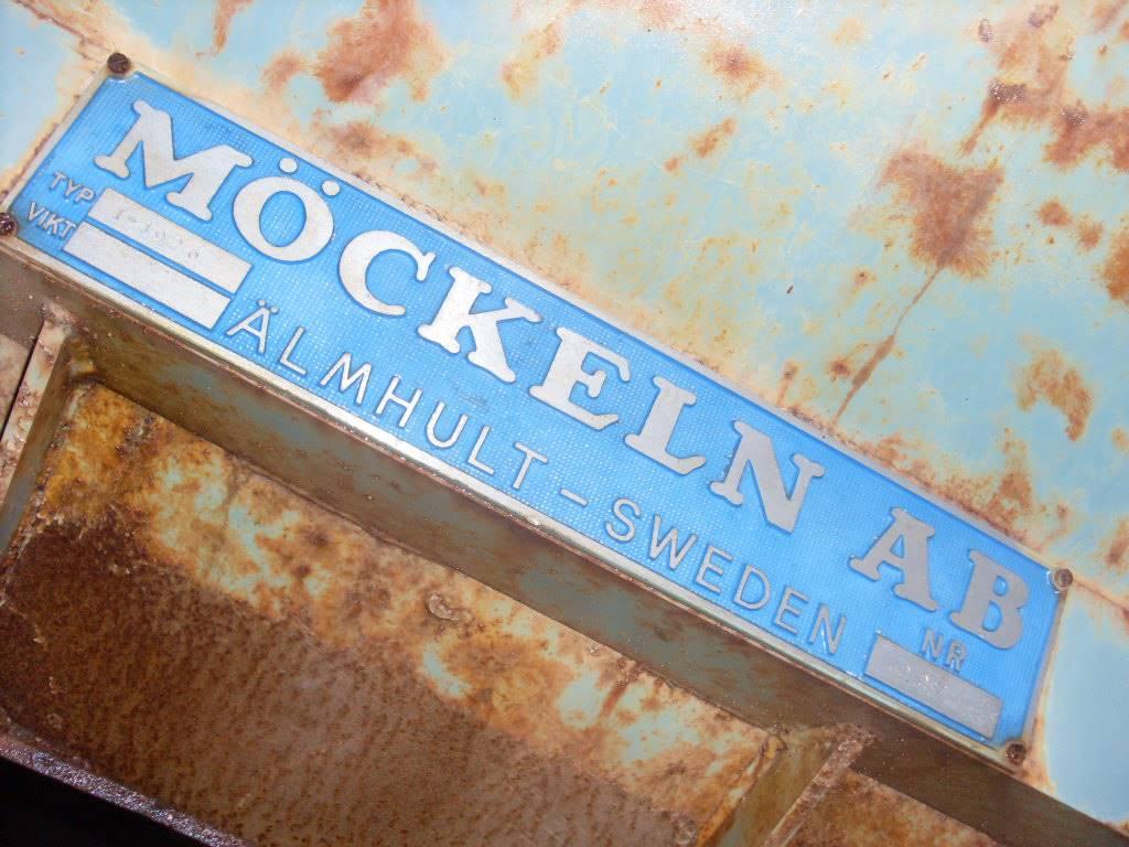 Möckeln I-1926, Matare, Entreprenad