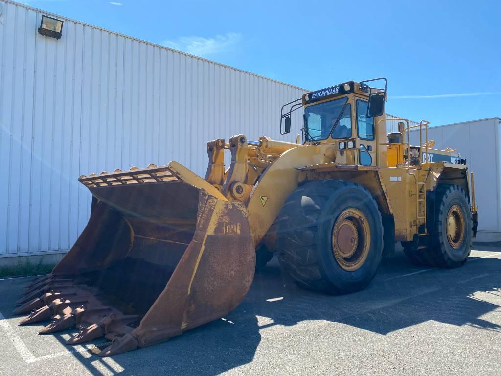 Caterpillar 988 F II BLOCK HANDLER, Wheel loaders, Construction