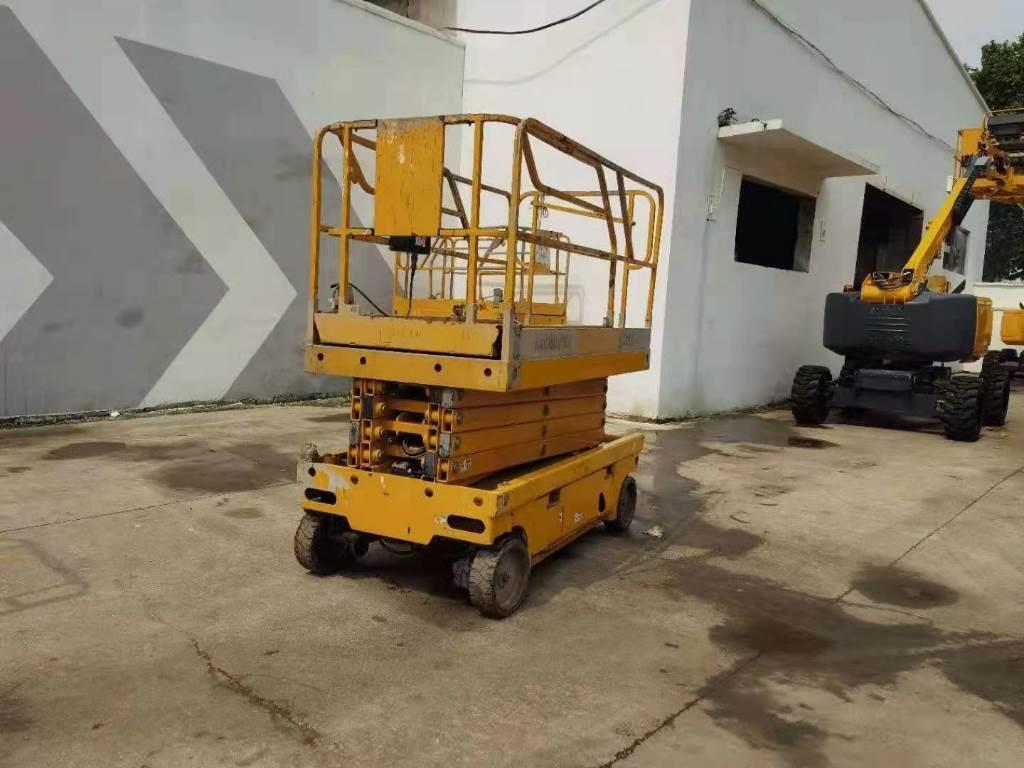 Haulotte COMPACT14, Scissor Lifts, Construction Equipment