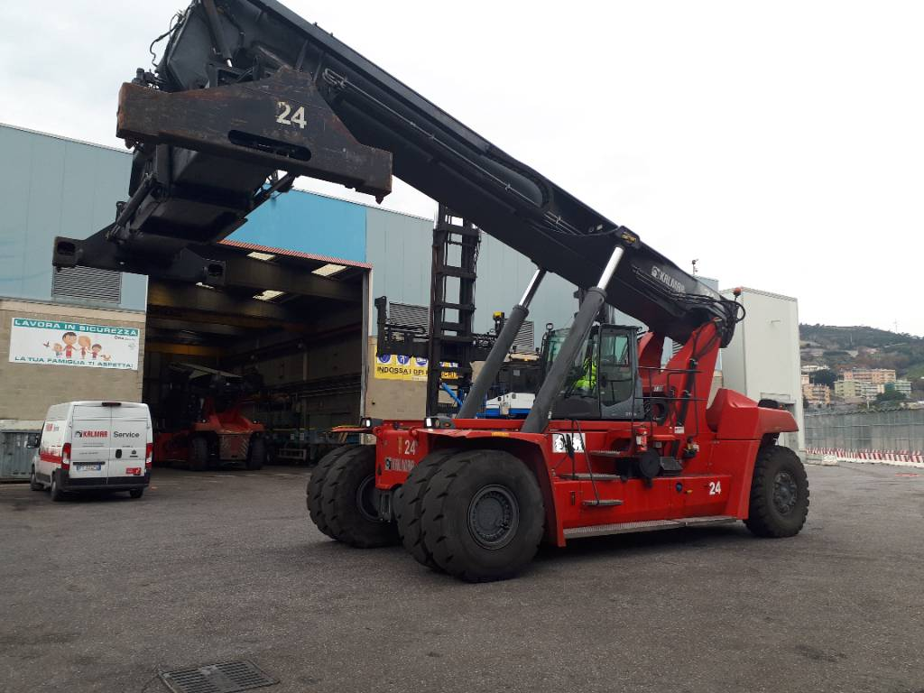 Kalmar DRG45065S5 (24), Container handlers, Material Handling