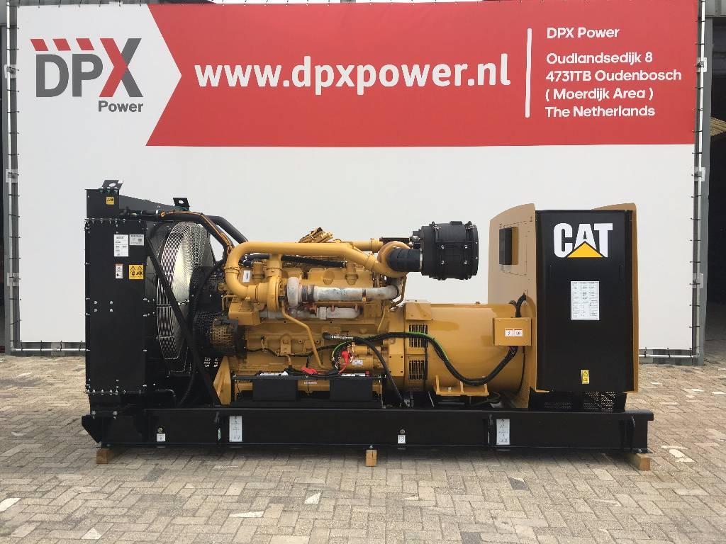 Caterpillar 3412 - 900F - 900 kVA - DPX-18033-O, Générateurs diesel, Travaux Publics