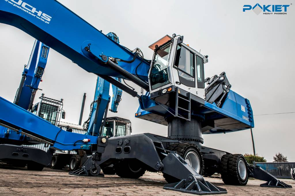 Poland Machinery Dealers Doo Mail: Wheel Loaders, Year Of Manufacture