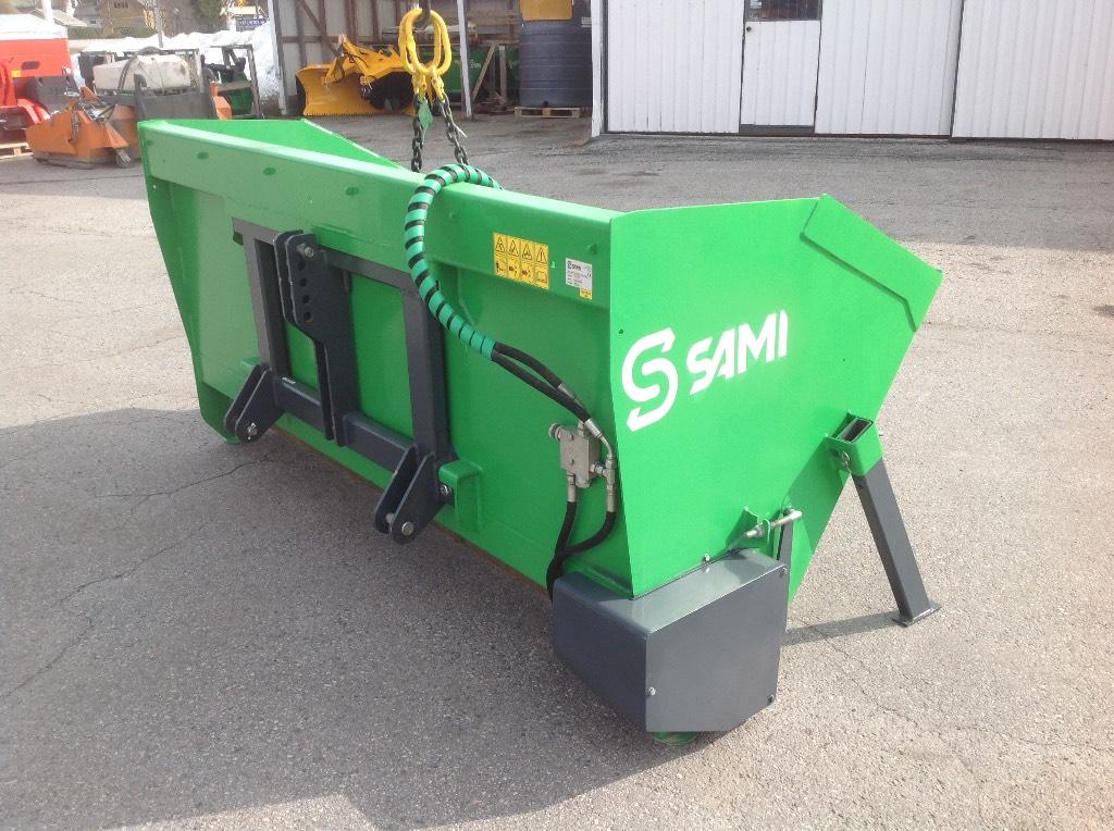 Sami SLH-2300, Hiekan- ja suolanlevittimet, Maatalous