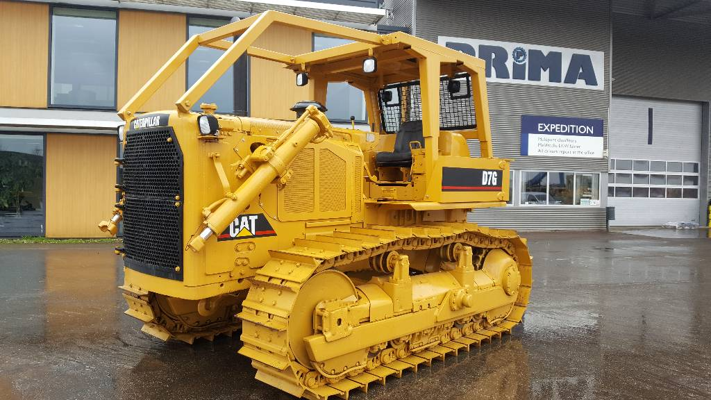 Caterpillar D7 G, Dozers, Construction Equipment