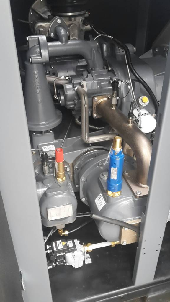 ATLAS COPCO ZR 145 FF, Compressors, Industrial