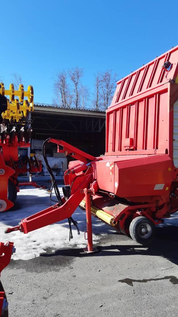 Pöttinger Jumbo 7200, Keräävät noukinvaunut ja silppurivaunut, Maatalous