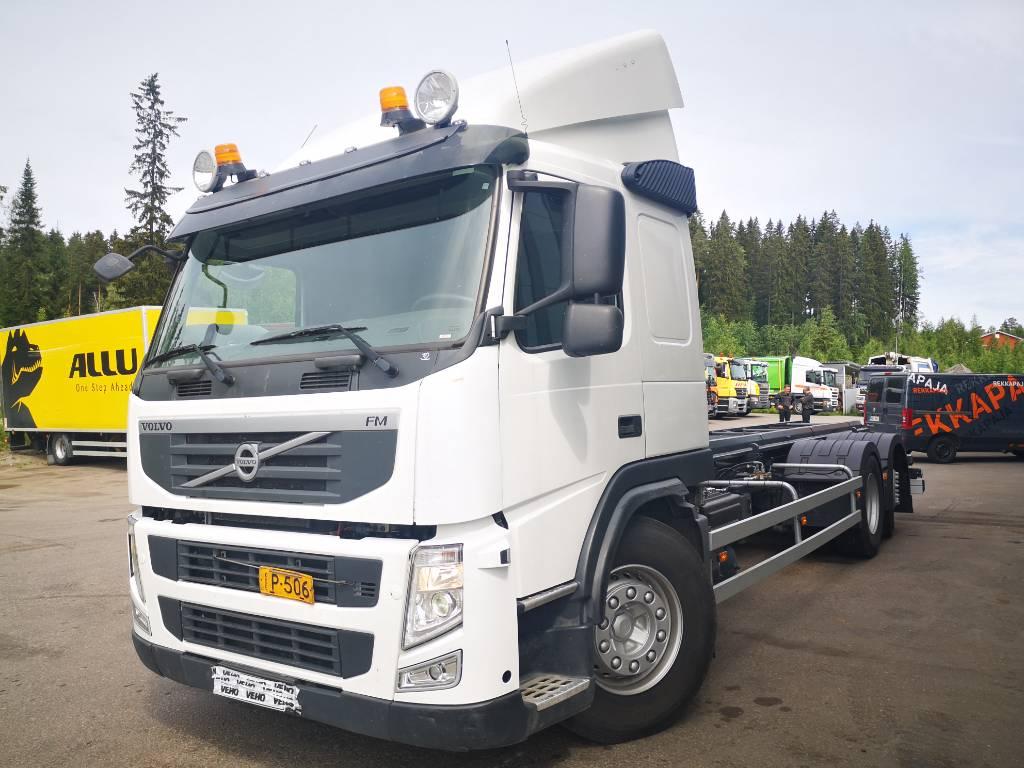 Volvo FM 450 6x2 20 ton uusi JIMECA, Koukkulava kuorma-autot, Kuljetuskalusto