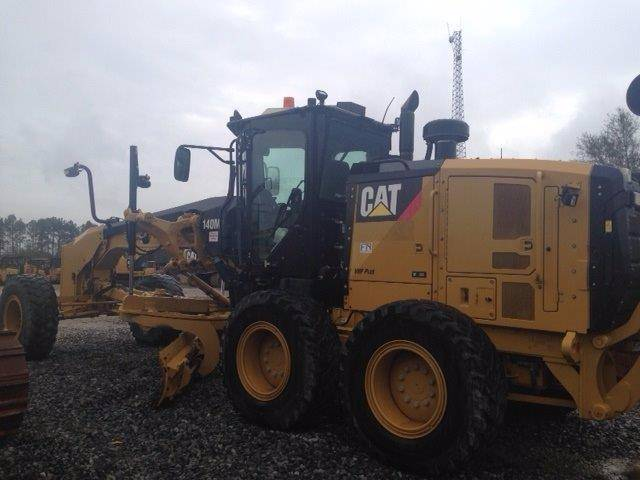 Caterpillar 140M2, Motor Graders, Construction Equipment