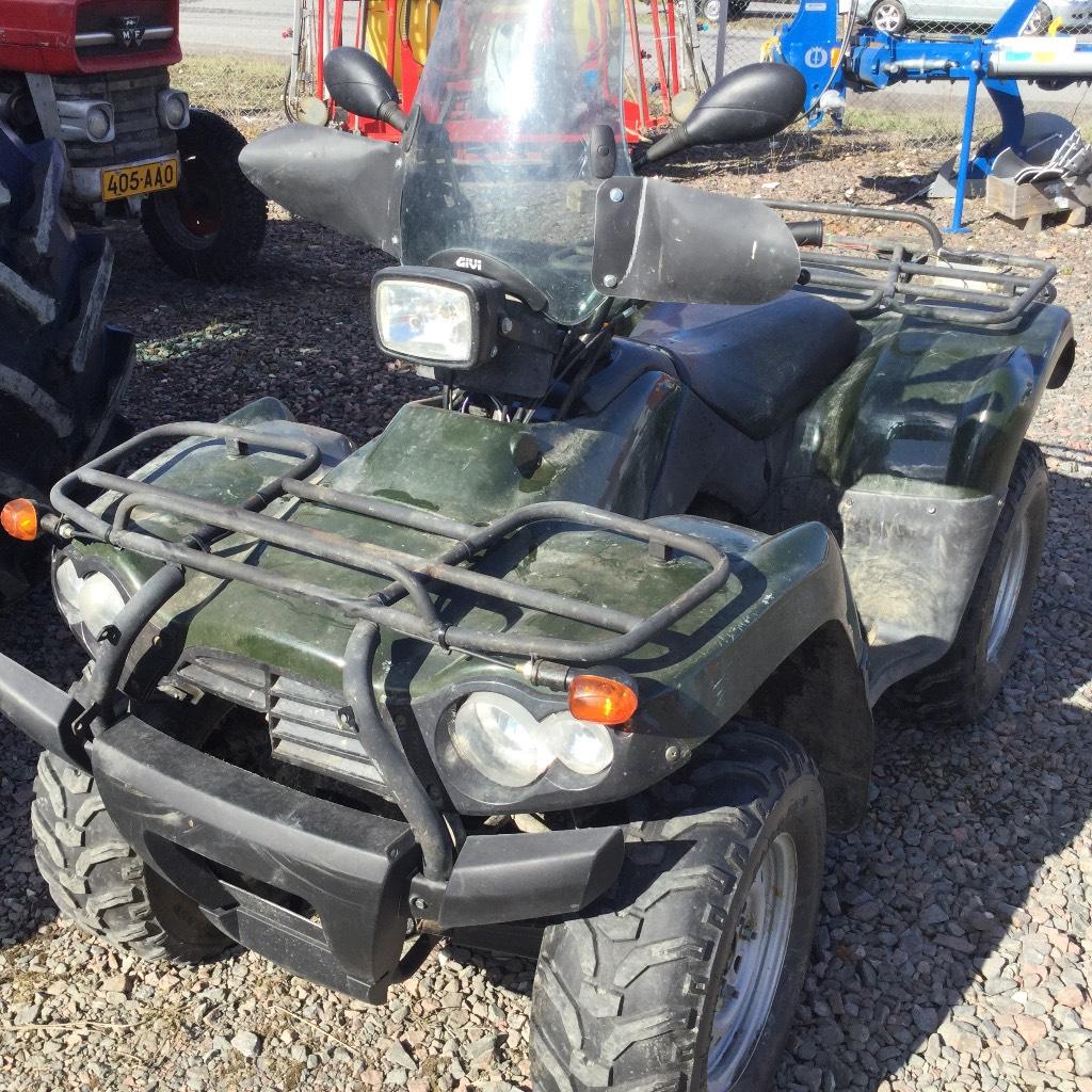 [Other] ATV 400 4X4, Muut lisävarusteet, Maarakennuskoneet