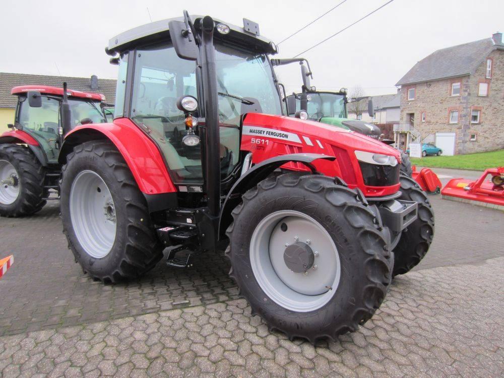 Massey Ferguson 5611 Dyna-4 Efficient, Tracteur, Agricole