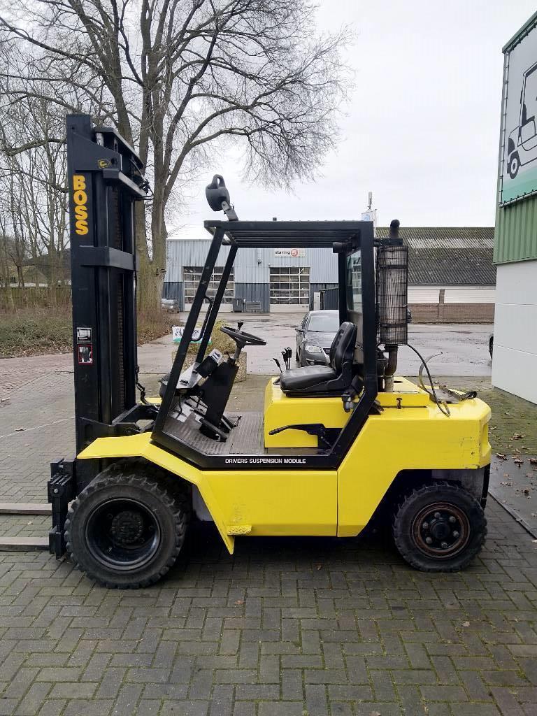 Lancer Boss SX40.06 Heftruck, LPG heftrucks, Laden en lossen