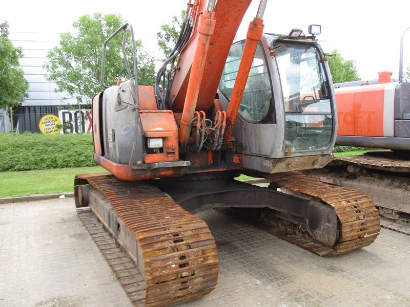 Hitachi ZX 225 US LC, Crawler Excavators, Construction Equipment