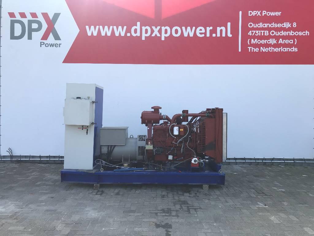 Iveco 8361 SRI - 200 kVA Generator - DPX-11845, Diesel generatoren, Bouw