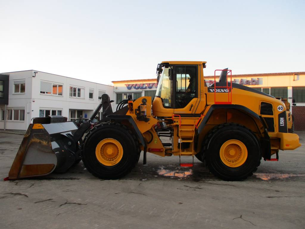 Volvo L 150 H, Wheel Loaders, Construction Equipment