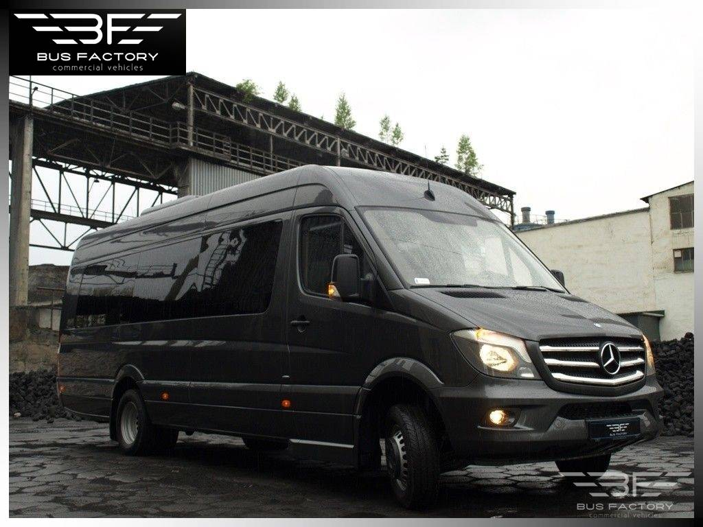 Used mercedes benz sprinter 519 xxl tourist line 23 1 for Mercedes benz junk yards miami