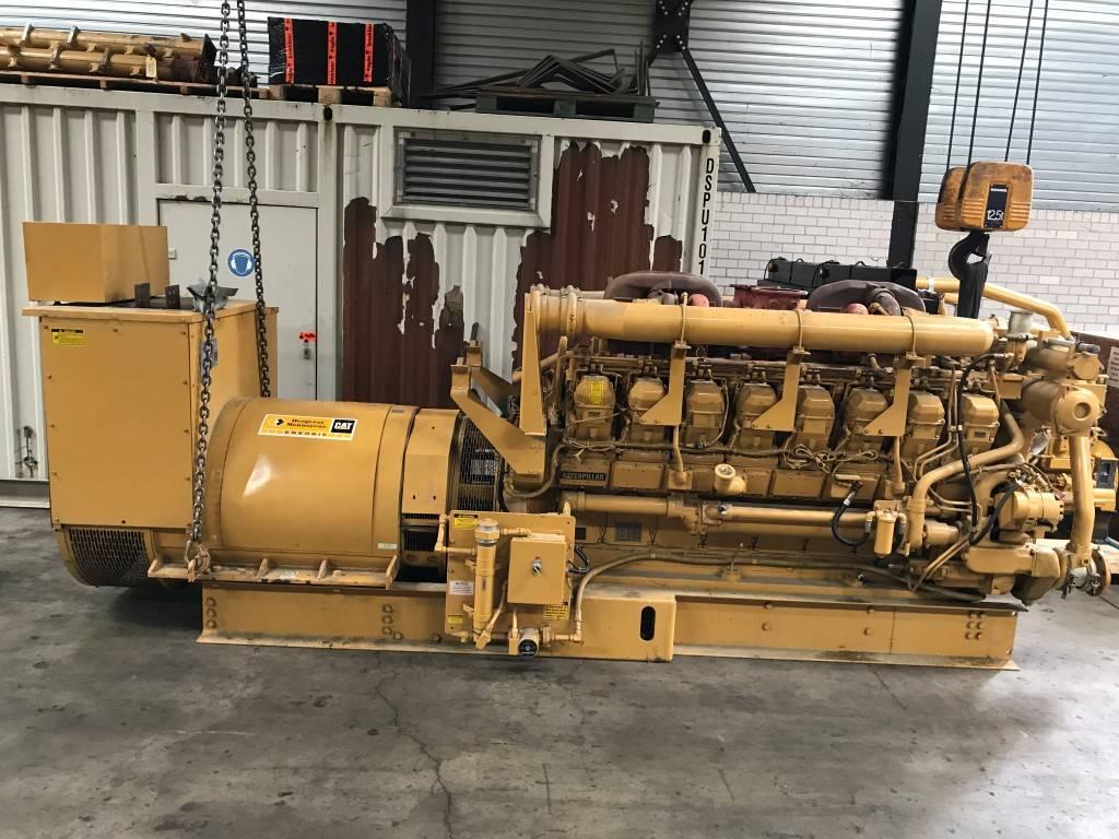 Caterpillar 3516 - Generator Set 2000 kVa - DPH 105148, Diesel Generators, Construction
