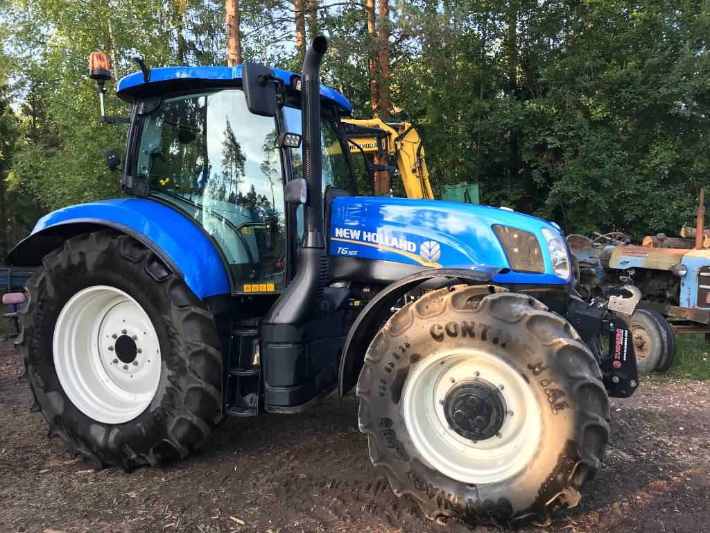 New Holland T 6.165 EC