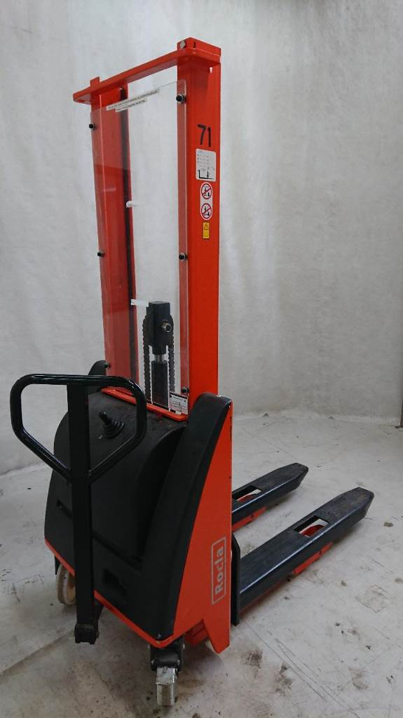 Rocla RSE10S1600, Käsikäyttöiset pinoamisvaunut, Materiaalinkäsittely