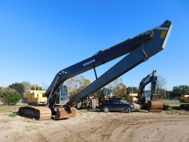 Volvo EC300DLR, Crawler Excavators, Construction Equipment