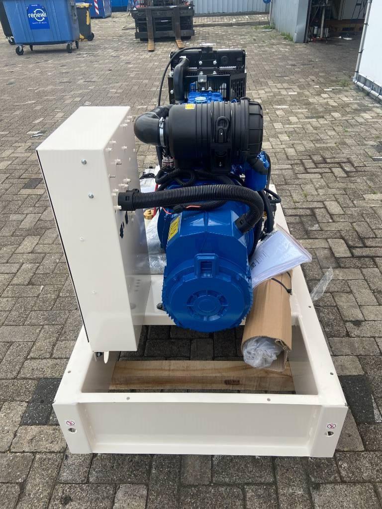 FG Wilson P22-1 - 22 kVA Open Generator - DPX-16002-O, Diesel generatoren, Bouw