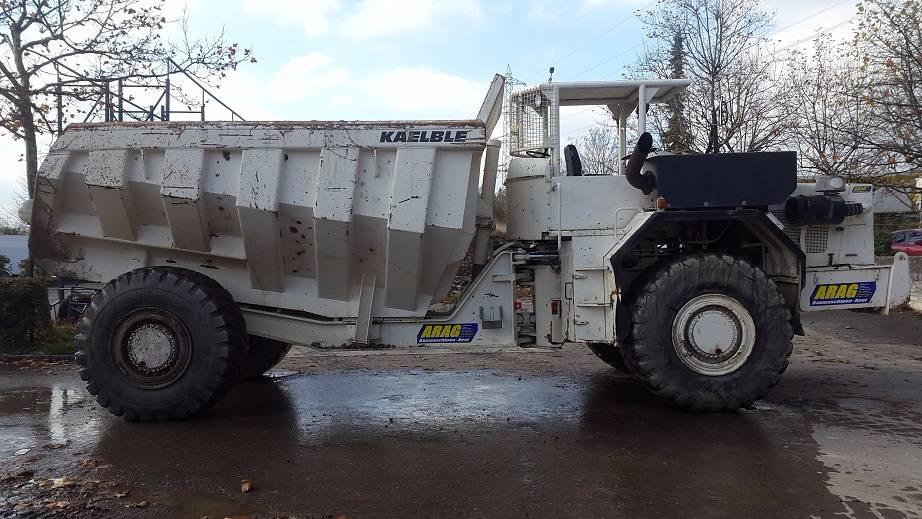 Andere, KV25N, 2001 | Raupenttransporter/Dumper | Agropool