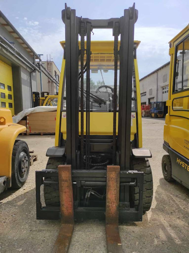 Hyster H3.5FT D, Diesel counterbalance Forklifts, Material Handling