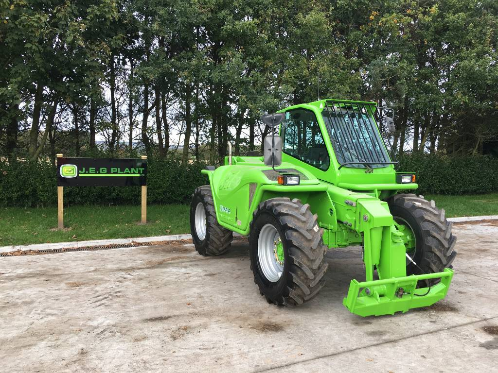 Merlo P 34.7 Plus, Telehandlers for agriculture, Agriculture