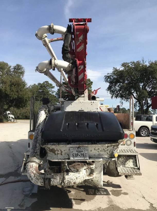 Putzmeister BSF 28Z.16H, Boom Pumps, Construction Equipment