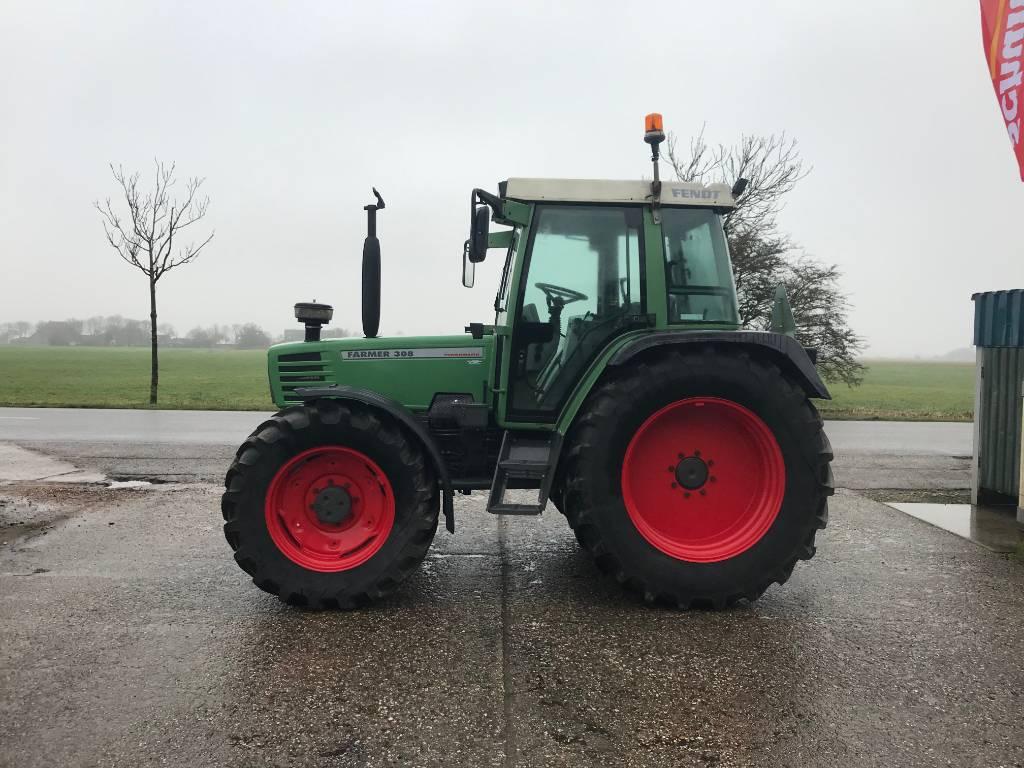 Fendt Farmer 308/90, Tractoren, Landbouw